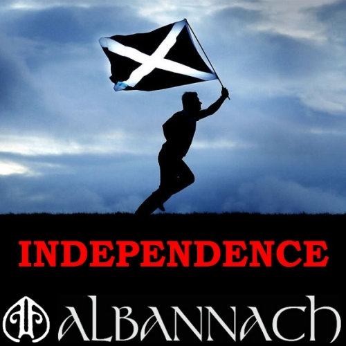 FREE Music From Albannach