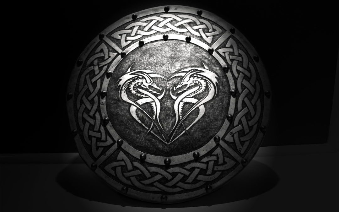 The Dragonheart Targe