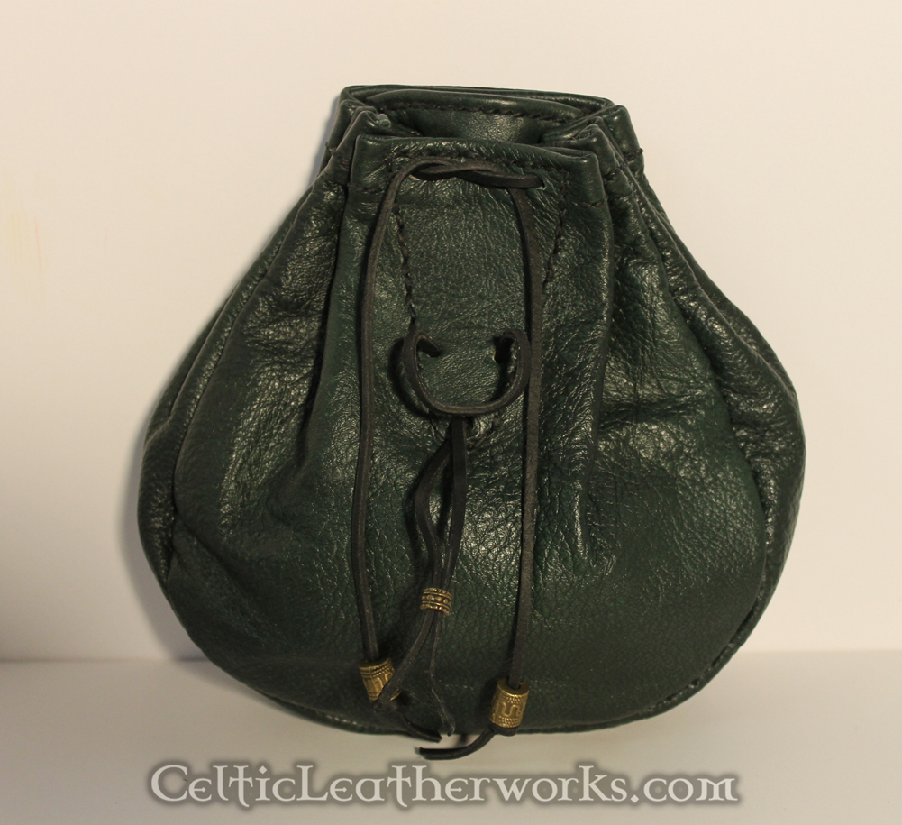 Hunter Green Rob Roy Styled Bag