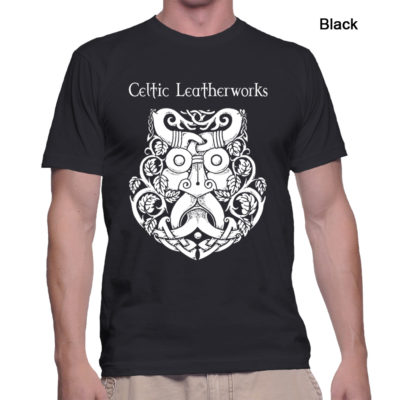 Green Man by Celtic Leatherworks